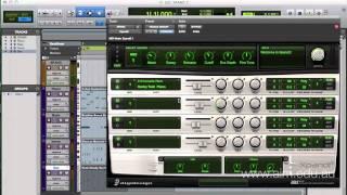 Pro Tools 8 Tutorial - XPAND 2 - Pt 1