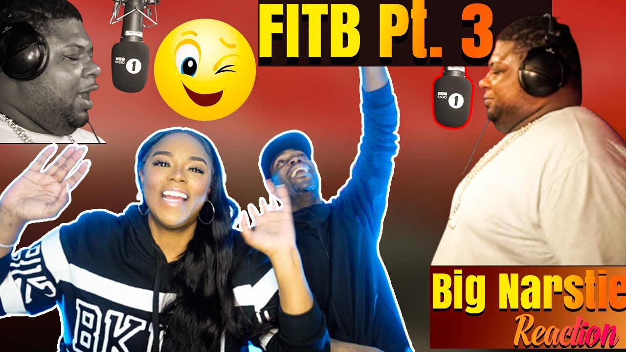 Download AMERICAN REACTION TO UK RAP _BIG NARSTIE - FIRE IN THE BOOTH PT. 3)| Asia and BJ