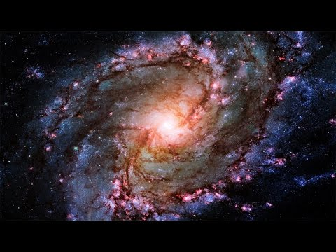 LA  GALASSIA  M83   (Southern Pinwheel Galaxy)