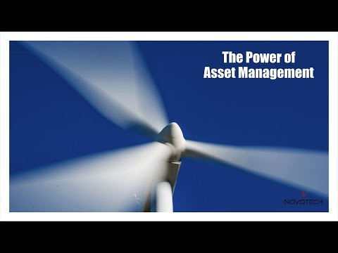The Power Of Asset Management