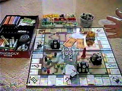 monopoly city lego - YouTube