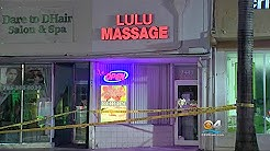 Police Shut Down 4 Miami Beach Massage Parlors Believed To Be Fronts For Prostitution