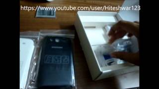 Unboxing & Hands on Review of Samsung Galaxy Grand GT-I9082