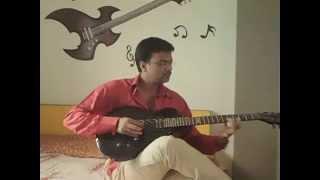 Aisi Deewangi Dekhi Nahi Kahi on Guitar