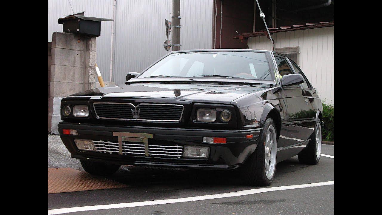 "Maserati Biturbo 222 4v ""Nero""@ Restoration inside Vol.64 ..."