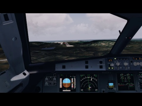 P3Dv4 | TKPK- TAPA| DAL40 | FULL FLIGHT