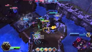 ETC abd LT morales epic win - Heroes of the storm gameplay