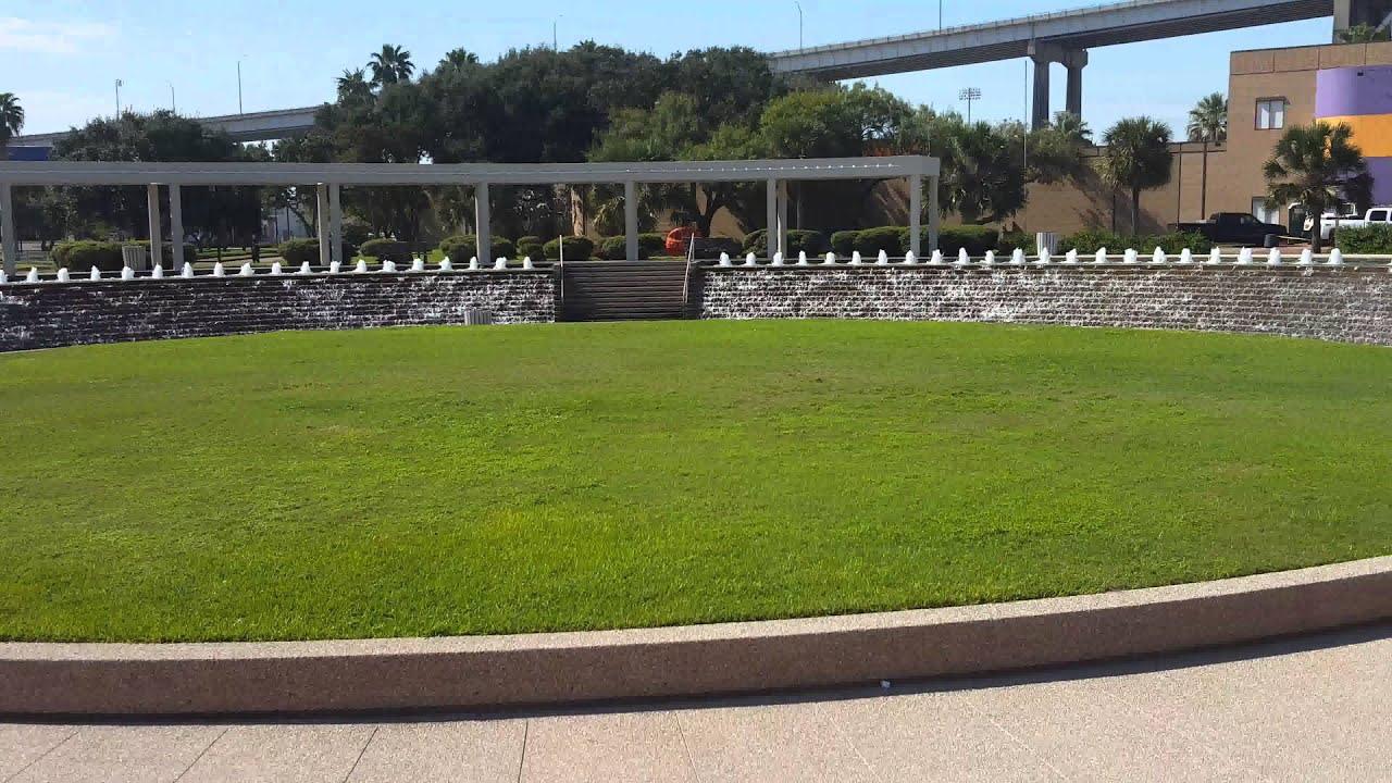 Lovely Corpus Christi Water Gardens (4K UHD)