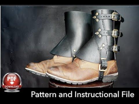 Gaitors leather