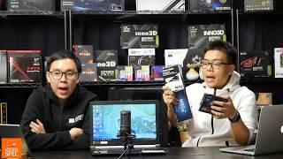 Live Review - Acer Aspire 5 โน้ตบุ๊ครุ่นใหม่ที่ใช้ Intel Optane เป็นรุ่นแรก พร้อมคุยเรื่อง SSD