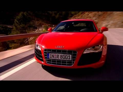 Audi R8 V10 im Test
