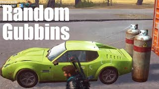 Just Cause 3: Random Gubbins