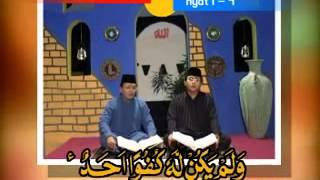 Qari Sheikh Muammar ZA & Sheikh Chumaidi Indonesia