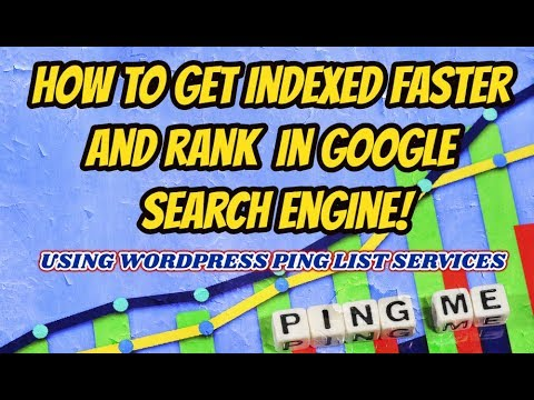 Best Free Search Engine Submission Sites List With High PR(Wordpress