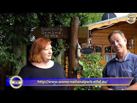 Womo Stellplatz Schleiden-Gemünd am Nationalpark Eifel