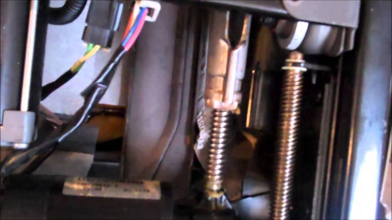 hight resolution of buick seat repair