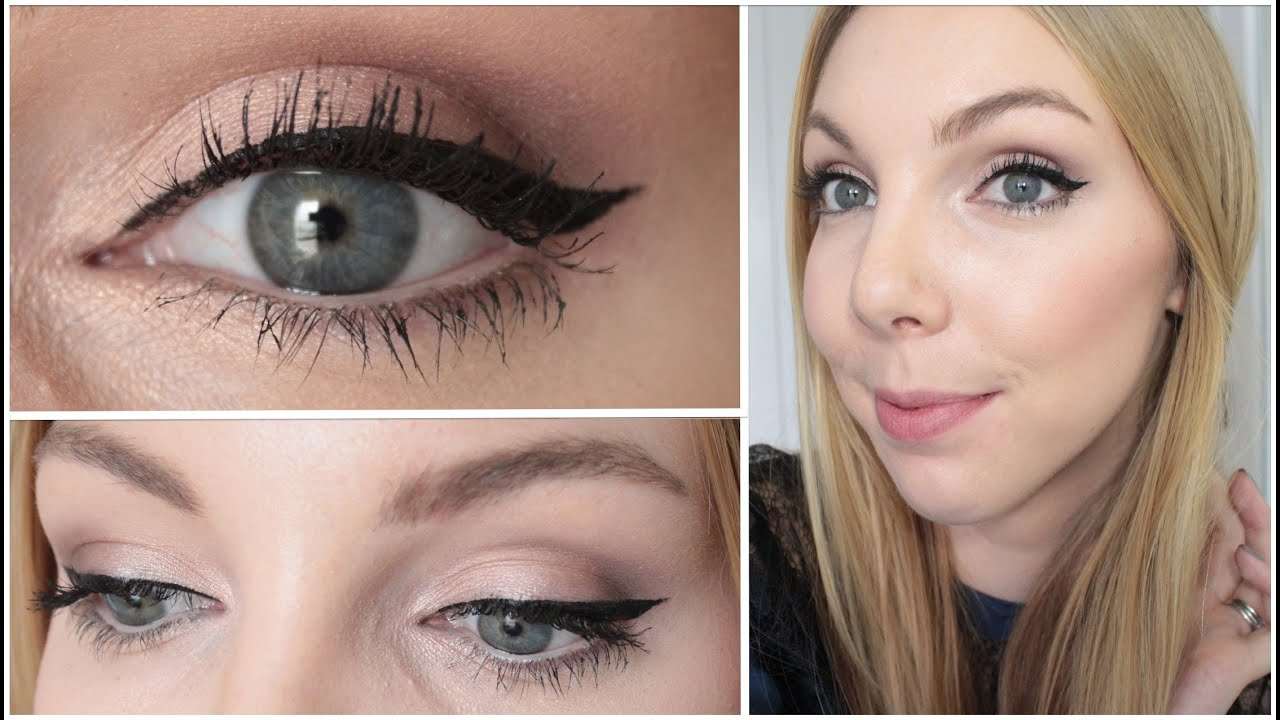 Tutoriel Maquillage Simple & Rapide  YouTube