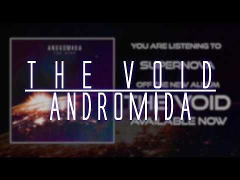 Andromida - The Void (FULL ALBUM STREAM) // Djent / Progressive Metal