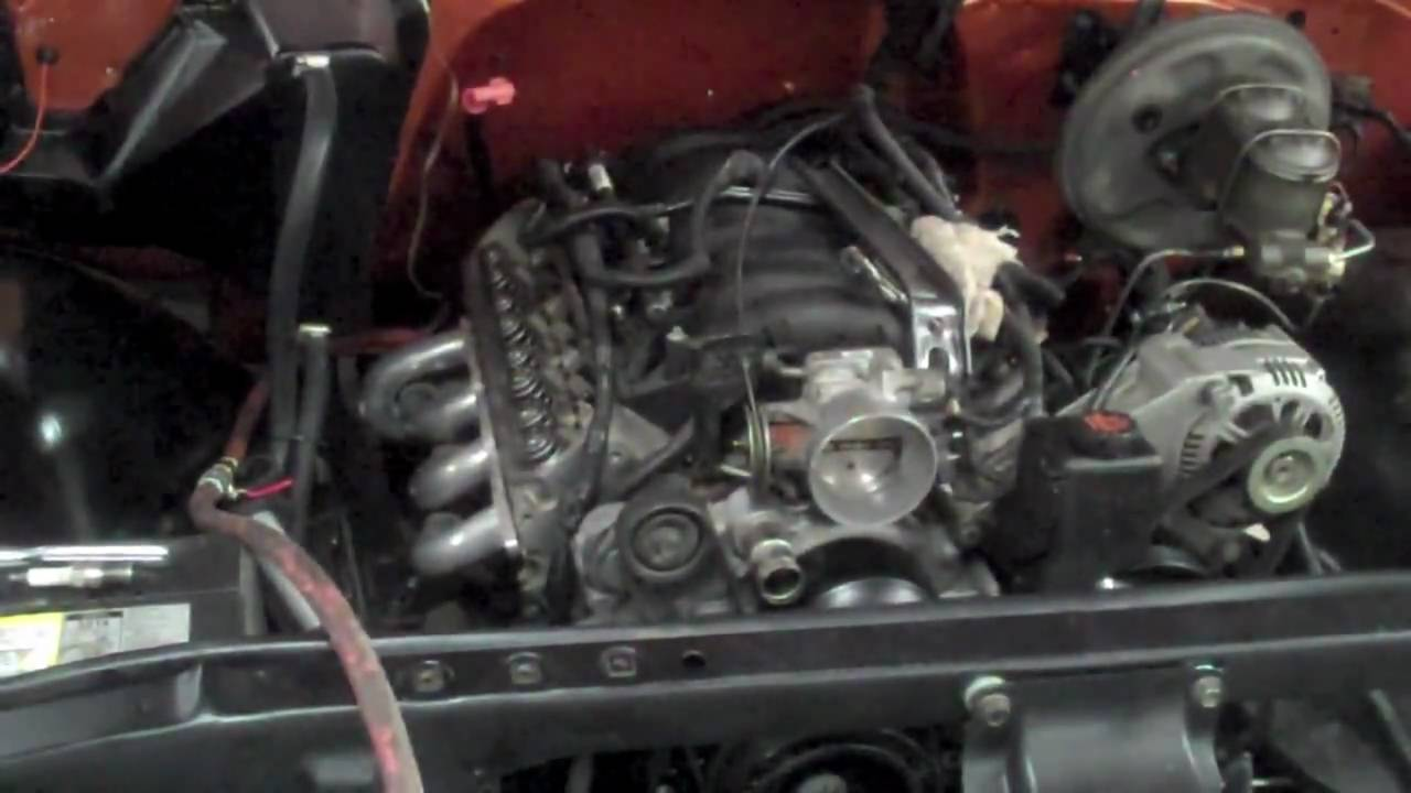 How to Install a Comp Cam in a 5.3L LM7 Part 2 - YouTube