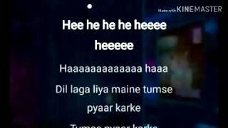 Download Karaoke India dil laga liya  by GUDANG LAGU CITRA