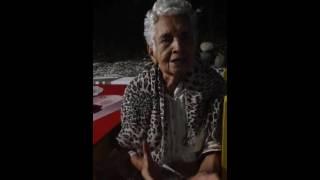 testimonio de la abuelita de 90 años
