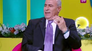 العميد مطلق الزيود وسلمان القضاة - حملة  صنع في الاردن