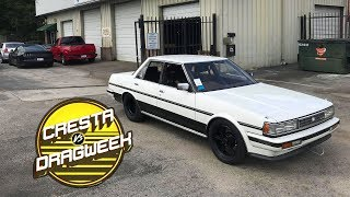 Cresta vs. Dragweek [SERIES PREMIERE]