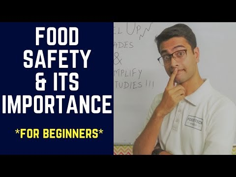 What Is Food Safety & Why You Need to Know About It? (Part-1)