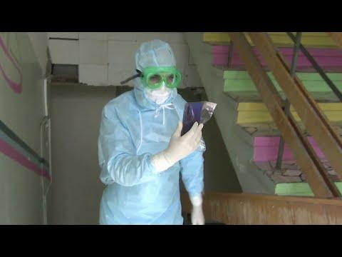 В Казани для помощи маленьким пациентам c COVID-19 перепрофилировали детскую больницу.