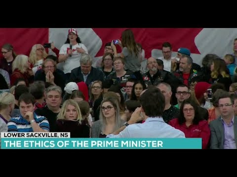 Trudeau Actually Forces Canadian To Explain The Crime He Committed Mp3