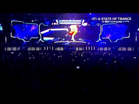 Arston - Zodiac Alexander Popov Live @ ASOT 650 Yekaterinburg