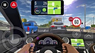 Taxi Game 2 SHORT VERSION #7 - Driving Simulator by baklabs - Android gameplay #taxigames