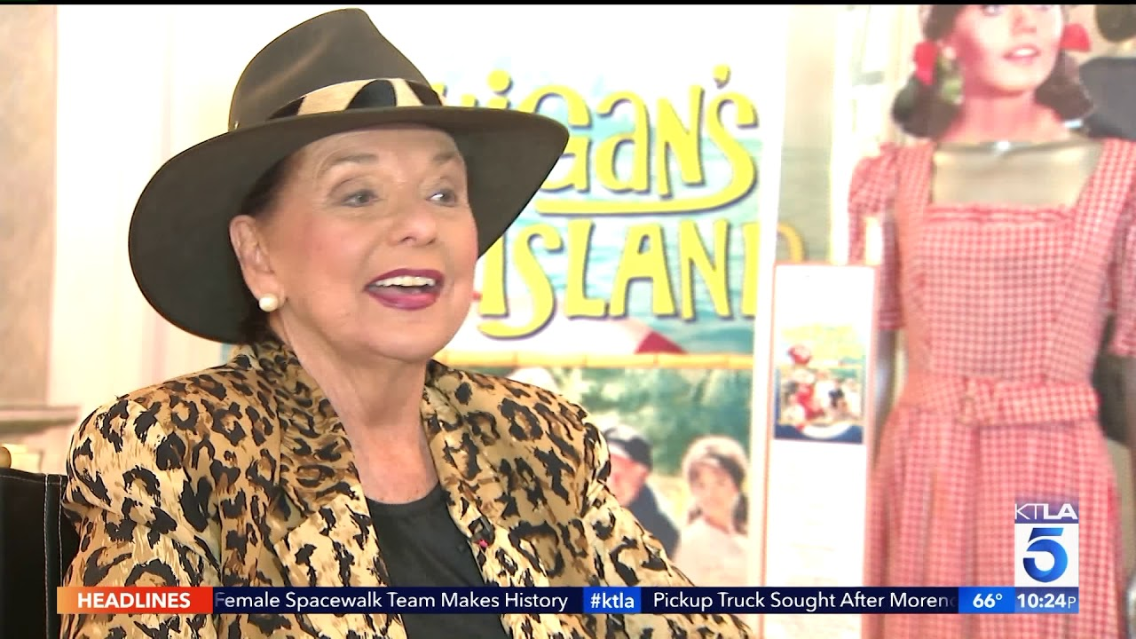 Download KTLA was with Gilligan's Island star Dawn Wells for her 82nd Birthday
