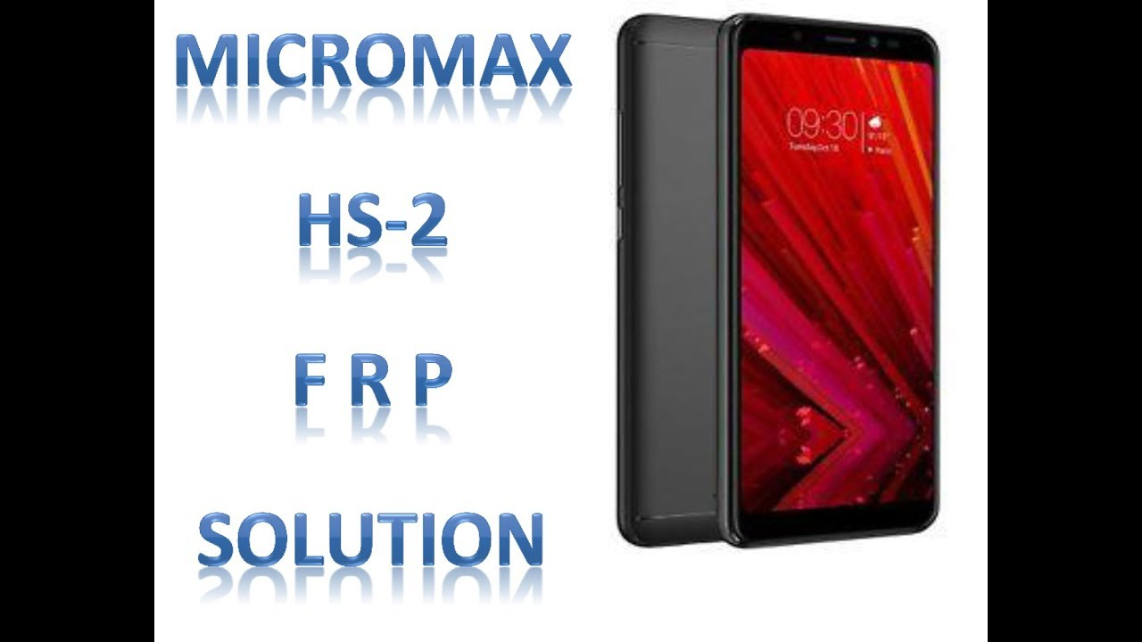 MICROMAX HS2 FRP SOLUTION WITH UMT TOOLS - Самые лучшие видео