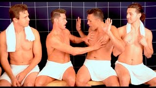 Repeat youtube video Gay Guys Attracted to Straight Men - Steam Room Stories.com