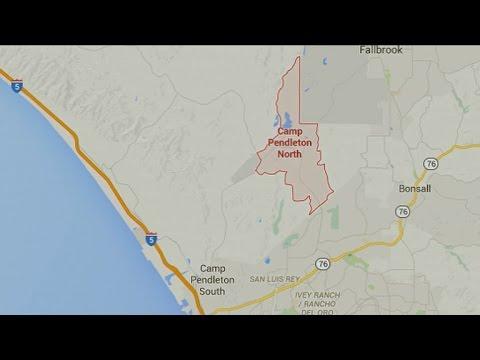 Marine killed, 18 injured, in training accident