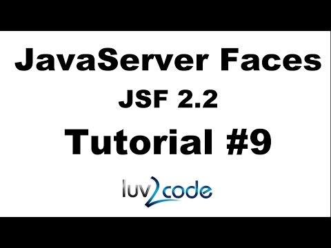 jsf-tutorial-#9---java-server-faces-tutorial-(jsf-2.2)---jsf-behind-the-scenes