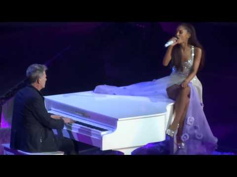 Ariana Grande feat David Foster - I Have Nothing  (Inglewood CA April 8 2015)