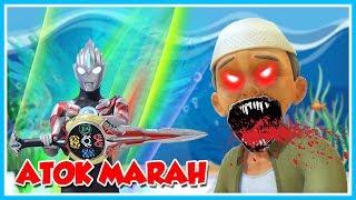 ULTRAMAN ORB EATEN ATOK!! ATOK ANGRY OPAH IMPRISONED-ROBLOX ULTRAMAN
