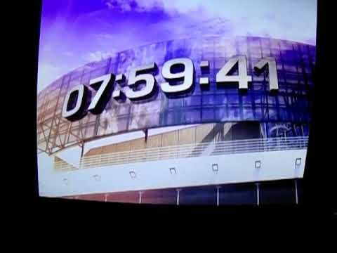 Рекламная заставка и часы (Интер, 23.06.2014)