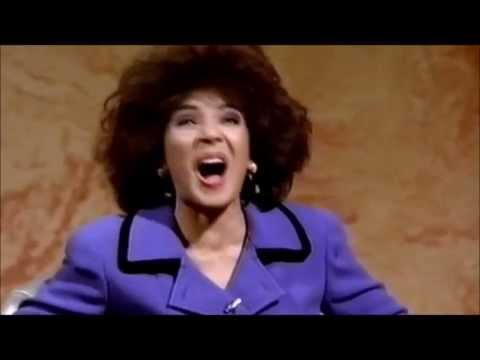 Dame Shirley Bassey This is your life 90s