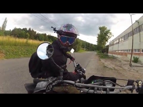 Summer end 2015 Ride in Hungary Gopro