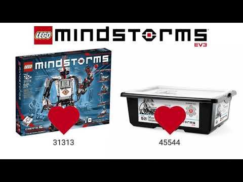 Выбор Lego Mindstorms EV3: 31313 Home (домашний) или 45544 Education (образовательный)
