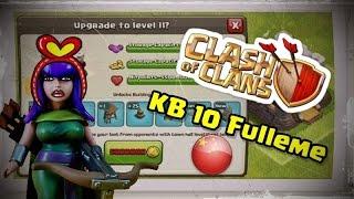Clash of Clans - Klan Savaşları | KB 10 Fulleme | Çin Klanları ve KB 11