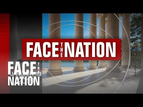 Open: This is Face the Nation, January 13