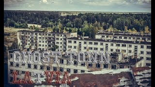 OLD GHOST TOWN | LATVIA |