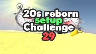 Miners Haven: Challenge 29 (20 SECONDS REBORN SETUP!)