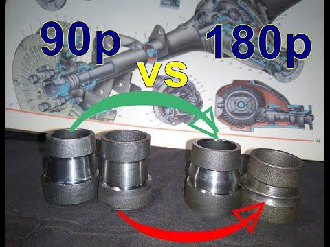 ТОП-5 ошибок при ремонте редуктора заднего моста (2101-07, Нива) и нюансы