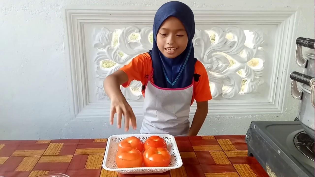 Telur dalam tomato