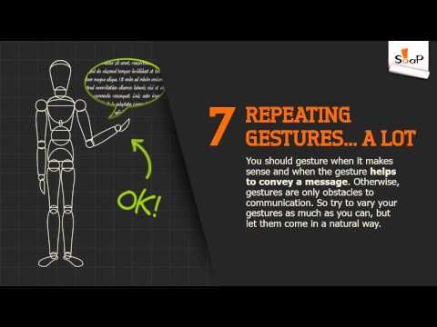 The 10 Worst Body Language Presentation Mistakes